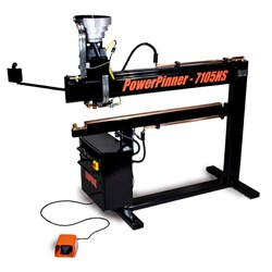 PowerPinner 7105HS - High Speed Moving Head Welder