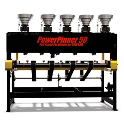 PowerPinner 50 - Multi-Head Coil Line Welder
