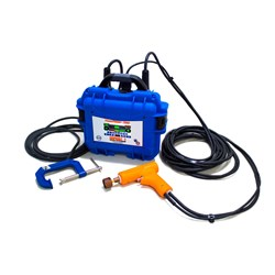 PowerPinner 7300 - Field Duty CD Hand Welder