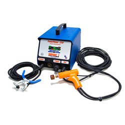 PowerPinner 7310 - Benchtop CD Hand Welder