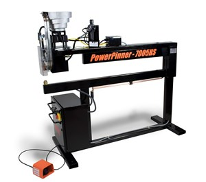 PowerPinner 7005HS - High Speed, Fixed Head Welder