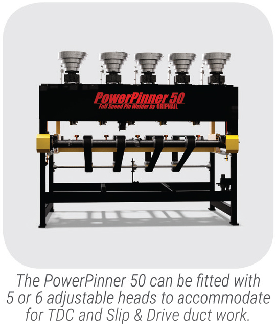 PowerPinner 50 multi head coil line pinner spotter (small)