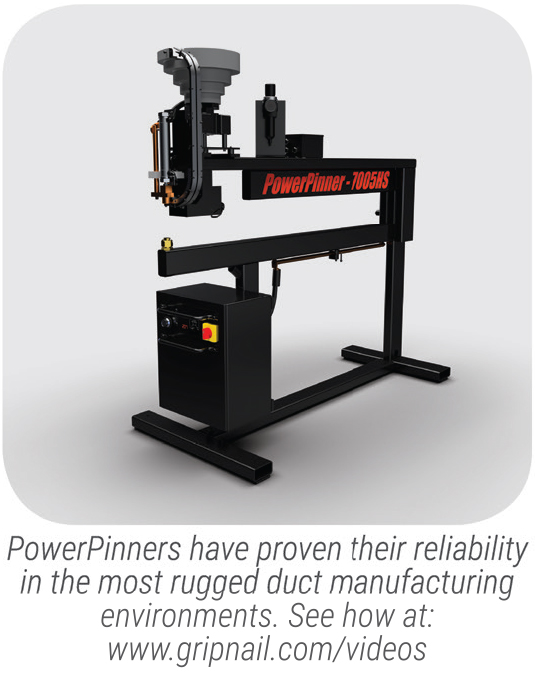 PowerPinner 7005HS (High Speed - Fixed Head Welder) Pin Spotter Small