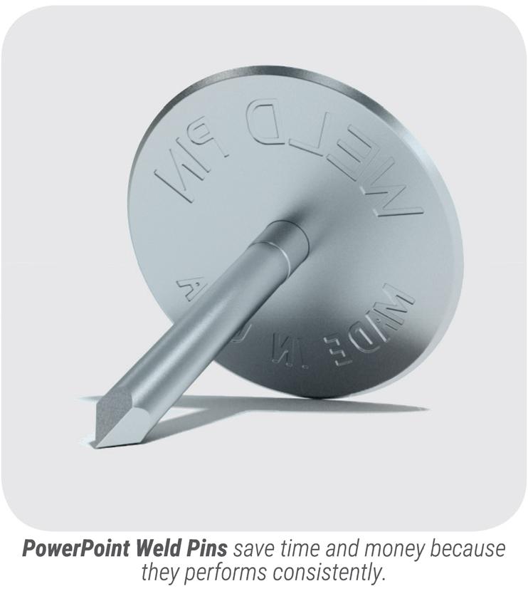 Gripnail PowerPinner 7100 Light Duty Portable Hand Welder (PowerPoint weld pin)