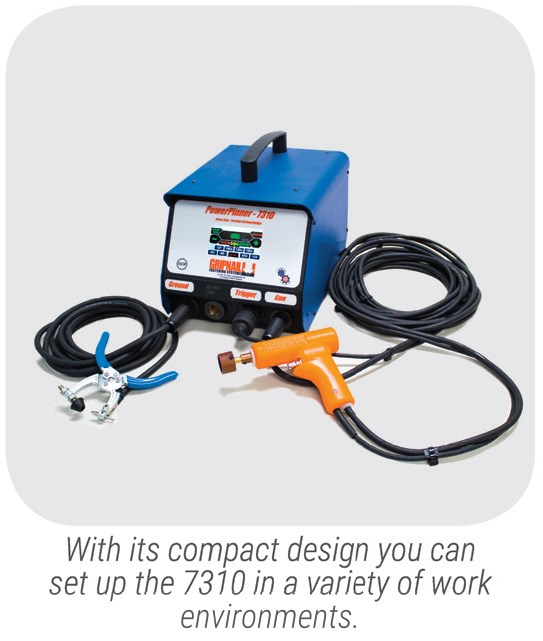 powerpinner 7100 light duty portable hand welder (main)