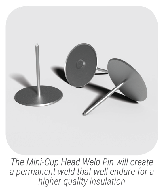 PowerPoint Weld Pin Small